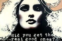 Did You Get The Real Good Ones? - Espen Eiborg von Fine Art Nielsen