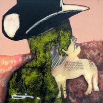 Rhinestone Cowboy - Espen Eiborg von Fine Art Nielsen