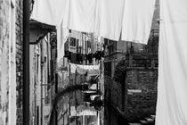 Venedig, Canal I by Mikolaj Gospodarek