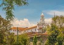 Historic Center of Cuenca, Ecuador by Daniel Ferreira Leites Ciccarino