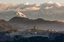 Good morning St.Tomas by Bor Rojnik