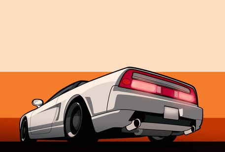 Honda-acura-poster