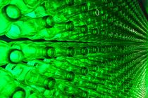 Wall of Heineken Bottles von Andreas Sawatzky