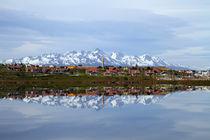 Ushuaia, südlichste Stadt der Welt  by Gerhard Albicker