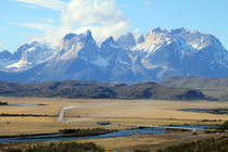 Torres del Paine by Gerhard Albicker