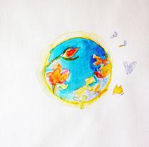 peace in earth von Maria-Anna  Ziehr