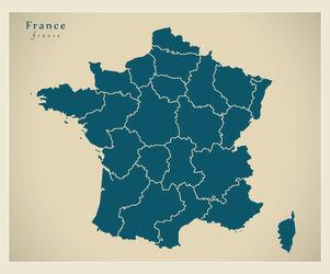 Modern-map-fr-france