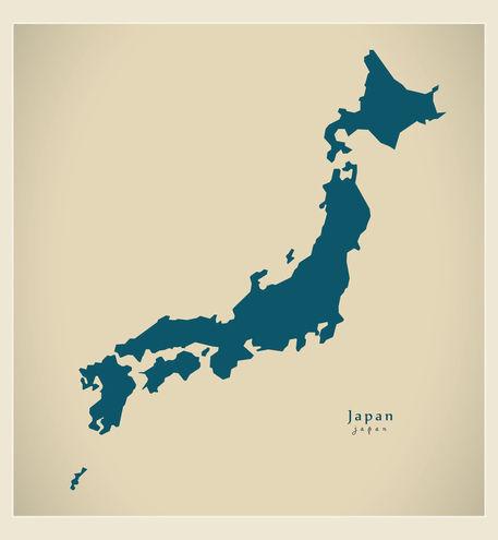 Modern-map-jp-japan