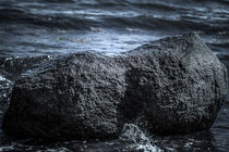 Findling - Ostsee by Peter Eggermann