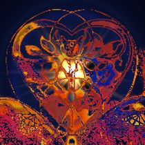 Heart of my heart by Helmut Licht