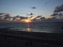 Norderney - Sonnenuntergang by starliner