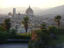 Piazzale Michelangelo, Florenz