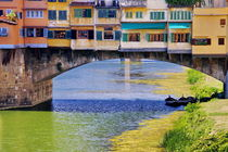 Ponte Vecchio in Florenz by fotoping