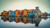 Reitdiep Groningen  von Patrick Klatt