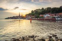 Lauenburg Sonnenuntergang by Patrick Klatt