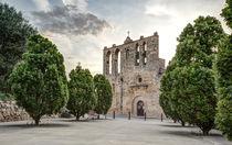 Church of Sant Esteve (Peratallada, Catalonia) von Marc Garrido Clotet
