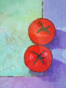 Dos tomates by arte-costa-blanca