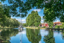 The Göta Canal in Sweden by movgroovin
