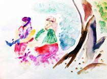 turkish  women von Maria-Anna  Ziehr