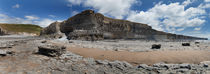 Monknash coast South Wales von Leighton Collins