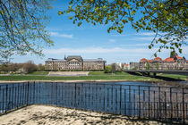 Dresden Elbblick II – Fotografie von elbvue von elbvue