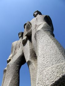 Monument von Claudio Boczon