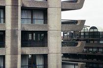 Barbican, London by Gytaute Akstinaite