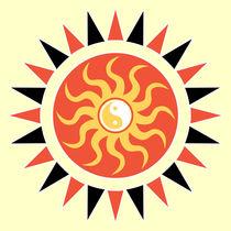 Yin yang sunshine von Gaspar Avila