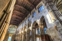 Rochester Cathedral Art von David Pyatt