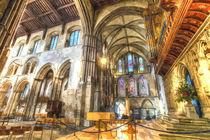 Rochester Cathedral Art by David Pyatt