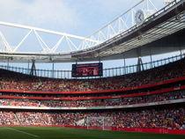 Emirates Stadium FC Arsenal, London von Steffanie Reimann