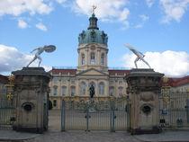 Schloss Charlottenburg, Berlin  by Steffanie Reimann