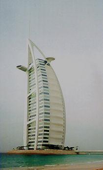 Burj Al Arab Dubai von claudja