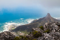 Top of Table Mountain by tfotodesign