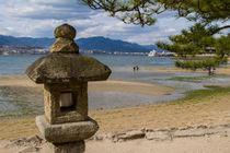 Miyajima beach by tfotodesign