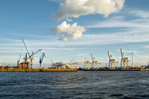 Hamburger Hafen by fotolos