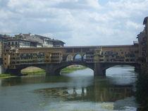 Ponte Vecchio, Florenz von Steffanie Reimann