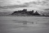 Bamburgh Castle by Archaeo Images