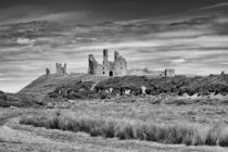 Dunstanburgh Castle by Archaeo Images