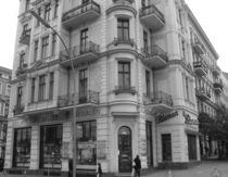 Haus in Kreuzberg, Berlin  von Steffanie Reimann