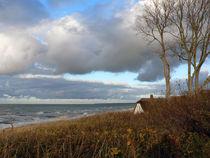 Reetdachhaus am Meer von Sabine Radtke