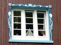 Maritimes Fenster von Sabine Radtke
