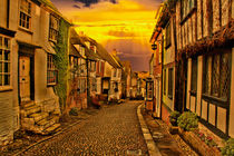 Mermaid Street Rye by Dave Godden