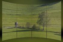 Green country - Grünes Land von Chris Berger