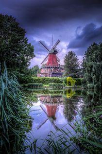 windmühle von Manfred Hartmann