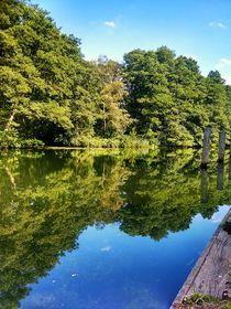 Ein Sommertag am Fluss von Martina Lender-Frase
