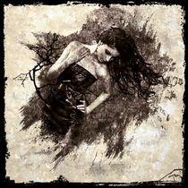 Girl in Dornbusch by Wolfgang Pfensig