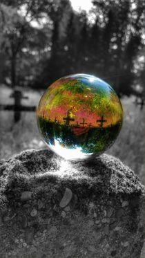 Coloured Glas  by Susanne  Mauz