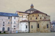 Die ehrenwerte Kathedrale von Souillac von Hartmut Binder