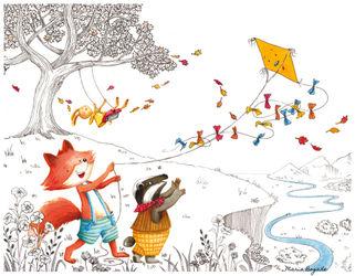 Mariabogade-fox-and-kite-cmyk